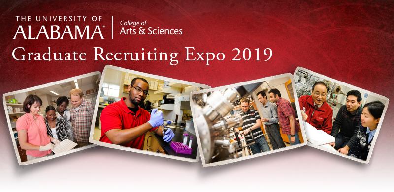 Graduate Recruiting Expo banner